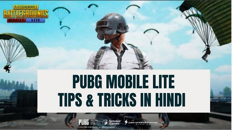 PUBG Mobile Lite Tips And Tricks in Hindi